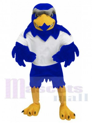 Faucon maskottchen kostüm