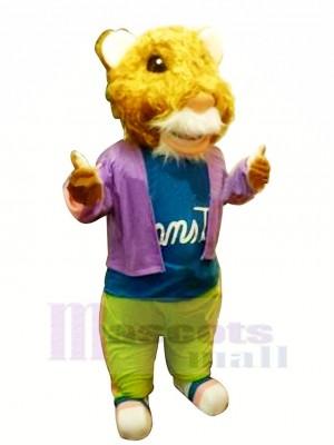 Cool Hamster Mascotte Costume Dessin animé