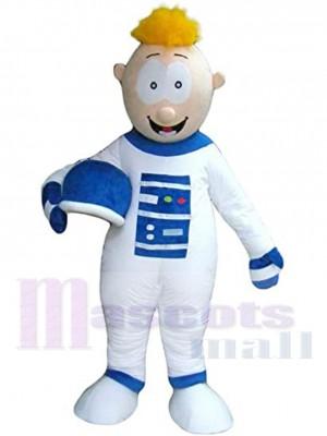 Astronaute ARIS Garçon Costume de mascotte Gens