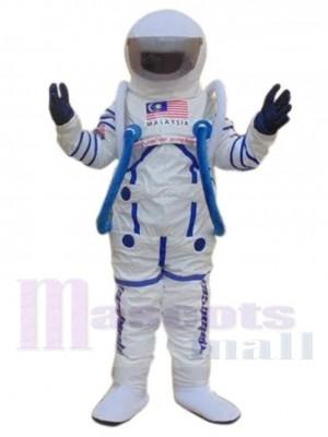 Espace Astronaute Cosmonaute Costume de mascotte Gens