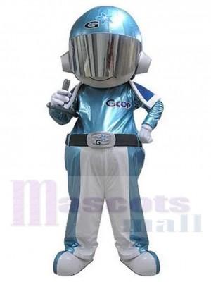 Astronaute mignon Garçon Espace Costume de mascotte Gens