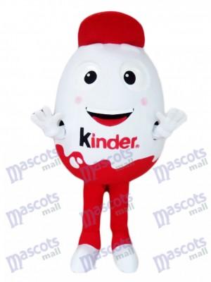 Kinder Oeuf Kinder Surprise Kinder Joy Costume de mascotte