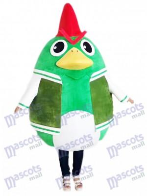 Coq coq poulet en Costume Costume Mascotte Costume Animal