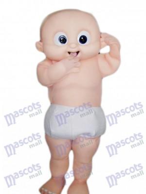 Costume de mascotte bébé Big Eyes Cartoon
