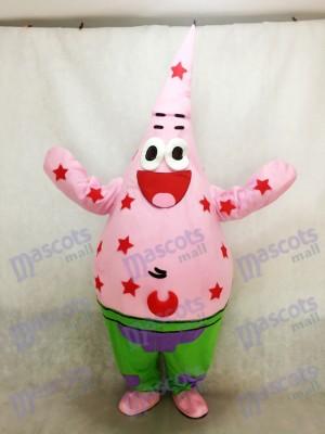SpongeBob Patrick Star Costume de mascotte Anime de dessin animé