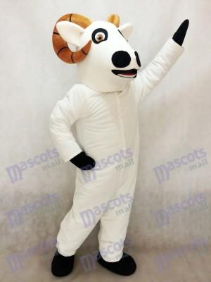 Costume de mascotte de ram adulte