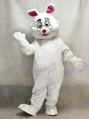 Pâques Alice au pays des merveilles RABBIT mascotte Bunny Costume Animal