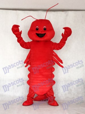 Nouveau Costume Mascotte Red Lobster Ocean
