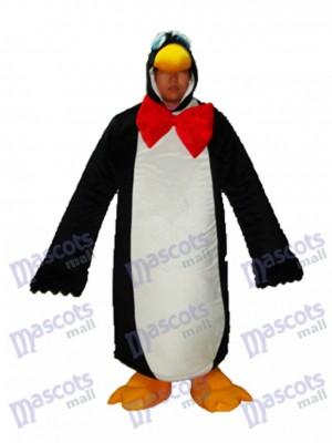 Costume adulte de mascotte de pingouin 2 océan