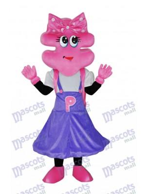 Jeu de maquillage Costume de mascotte princesse