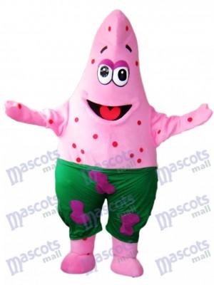 Spongebob Patrick rose étoile de mer Costume de mascotte Animal Cartoon