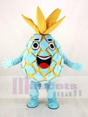 Aqua Ananas Pete Fruit Mascotte Costume Dessin animé