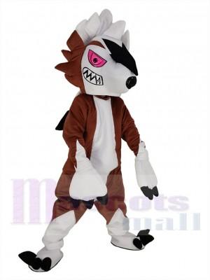 Lycanroc Lugarugan Pokémon Go Loup costume de mascotte