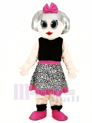 Mignonne LOL Surprise Poupée Diva Géant Mascotte Costume Dessin animé