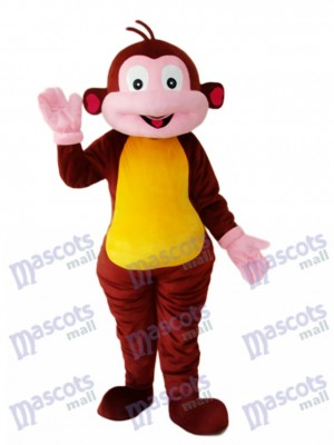 Bottes Singe Mascotte Costume Adulte Animal