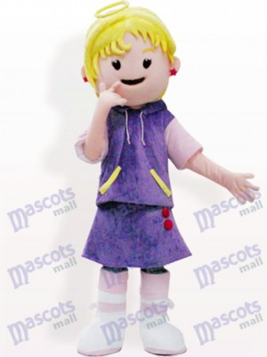 Costume de mascotte adulte Fairy Party