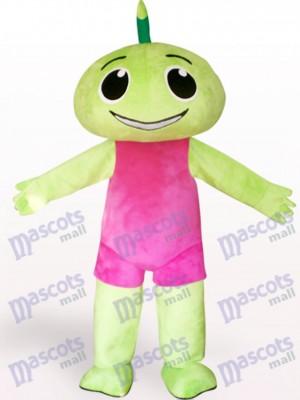 Costume de mascotte adulte vert fée Eidolon Anime