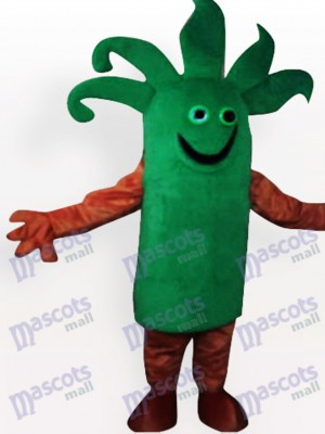 Costume de mascotte adulte Monster Party