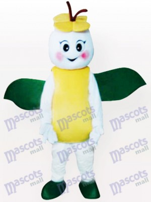 Costume de mascotte adulte Fairy Flower