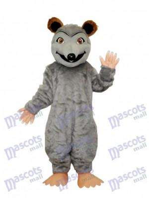 Costume de mascotte de souris à bec pointu Animal