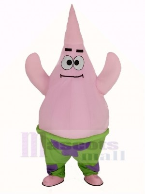 SpongeBob Patrick Star Mascotte Costume Dessin animé