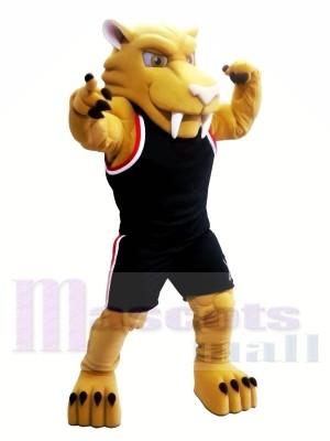 Tigre à dents de sabre Costumes De Mascotte