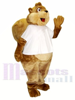 Cash Squirrel Costumes De Mascotte