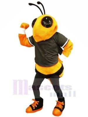 Nouveau Frelon abeille Mascotte Dessin animé