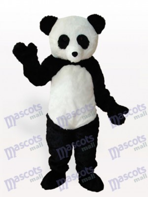 Adorable costume de mascotte adulte animal panda géant