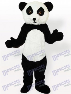 Panda Animal Costume de mascotte adulte Type C