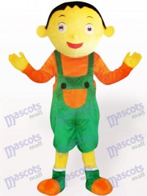 Pantalon porte-jarretelles garçon adulte costume de mascotte