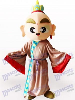 Costume de mascotte adulte Tang Monk