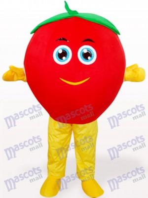 Joli costume de mascotte de fruit de tomate