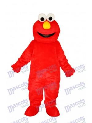 Super Mignonne Elmo Sésame rue Mascotte Costume Dessin animé Anime