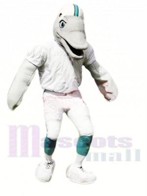 Dauphin sportif Costume de mascotte