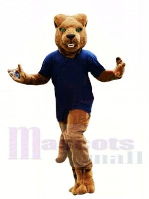 Qualité supérieure Léopard du Collège Costume de mascotte