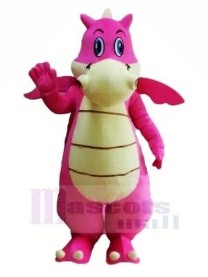 Fantaisie Dinosaure avec Gros Les yeux Mascotte Les costumes Animal