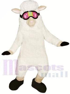 Süße leichte Schaf Maskottchen Kostüme