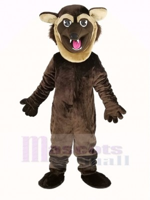 Carcajou Loup Mascotte Costume Animal