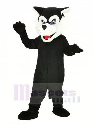 Noir Bearcat Binturong Mascotte Costume Animal