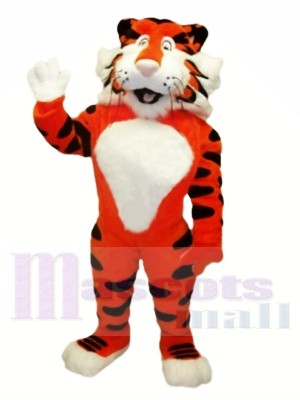 Tigre Léger Amical Costumes De Mascotte