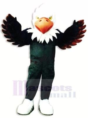 Féroce Réaliste Aigle Mascotte Les costumes Adulte