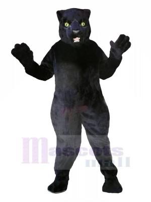 Féroce Poids léger Noir Panthère Mascotte Les costumes