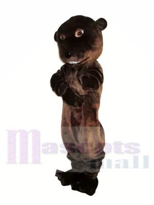 Mignonne Poids léger Castor Costumes De Mascotte