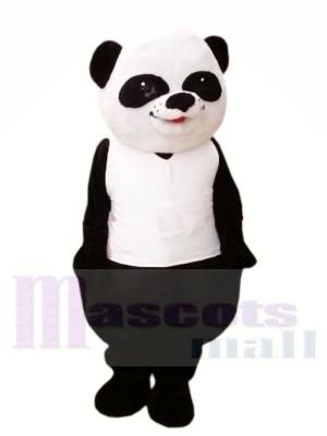 Süße leichte Panda Bär Maskottchen Kostüme
