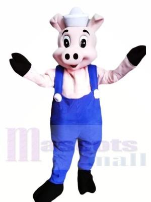 Mignonne Petit cochon Costumes De Mascotte