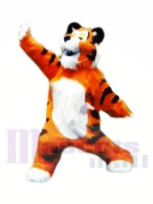 Qualité professionnelle Tigre léger Costumes De Mascotte