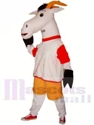 Chèvre de sport Costumes De Mascotte
