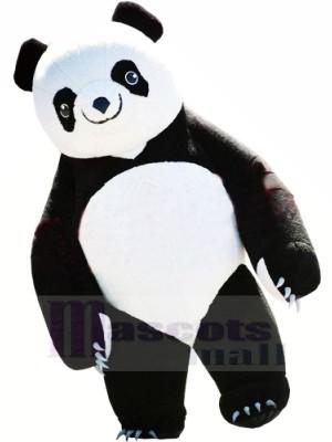 Poids léger Mignonne Panda Mascotte Les costumes Dessin animé
