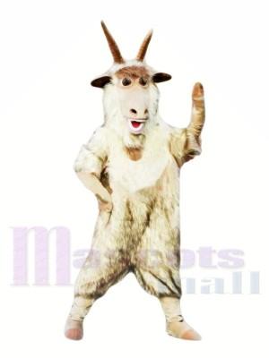 Qualité supérieure Chèvre Costumes De Mascotte